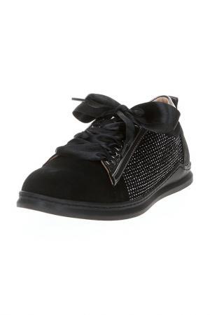 Кроссовки AQUAMARIN. Цвет: черный