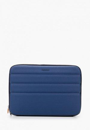 Чехол для ноутбука Fedon 1919. Цвет: синий