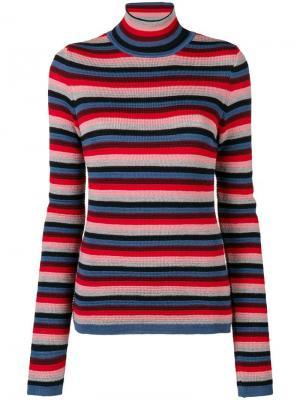 Джемпер Clara Mih Jeans. Цвет: синий