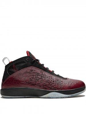 Кроссовки Air  2011 Jordan. Цвет: красный