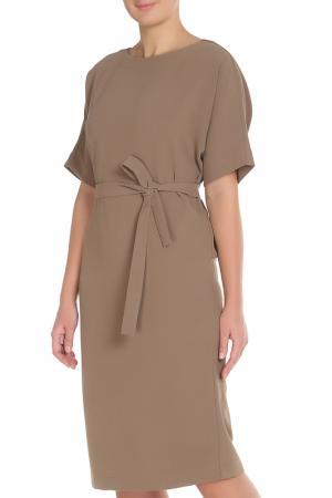 Платье Cyrille Gassiline. Цвет: перловый