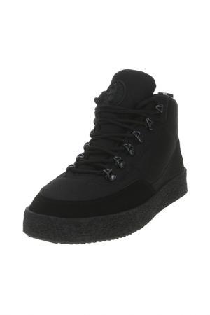 Ботинки JOG DOG. Цвет: черный амаркорд