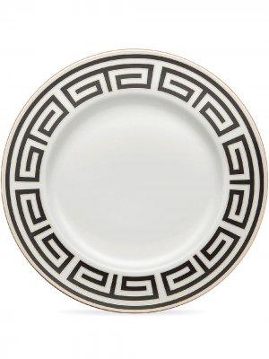 Сервировочное блюдо Labirinto (31 см) GINORI 1735. Цвет: черный