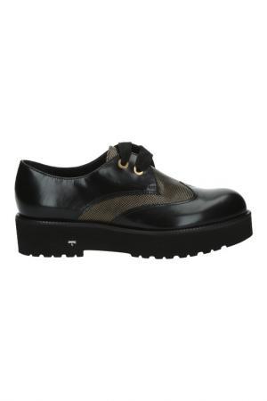 Ботинки SITON. Цвет: черный