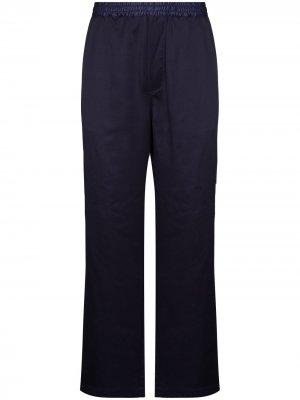 Пижамные брюки Home CDLP. Цвет: синий