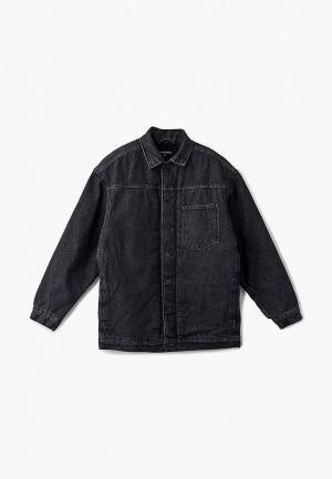 Черные женские джинсовые куртки купить в интернет-магазине LikeWear Беларусь 6255607267a