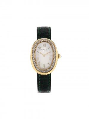 Наручные часы Baignoire pre-owned 23 мм 1990-х годов Cartier. Цвет: золотистый