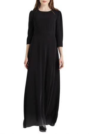 Платье BGN. Цвет: black / черный