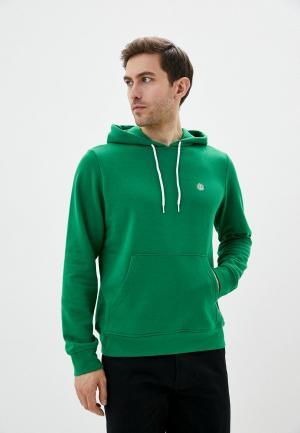 Худи Element. Цвет: зеленый
