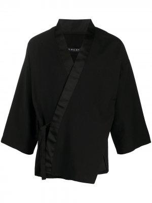 Кимоно с запахом Alchemy. Цвет: черный