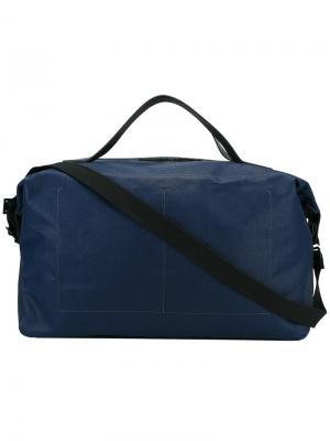 Большая дорожная сумка Cooper Ally Capellino. Цвет: синий