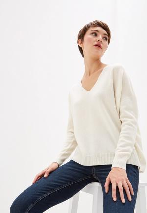 Пуловер Liu Jo. Цвет: белый