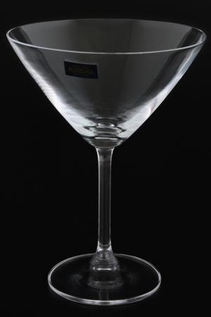 Бокалы для мартини 6 шт. Crystalite Bohemia. Цвет: прозрачный