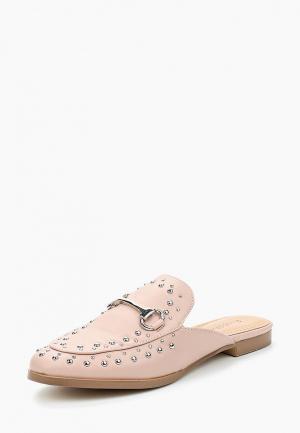 Сабо Sweet Shoes. Цвет: розовый