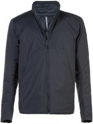 Куртка на молнии Arcteryx Veilance Arc'teryx. Цвет: чёрный