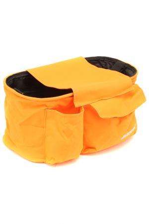 Сумка-органайзер с креплениями CASUAL СHIC. Цвет: оранжевый