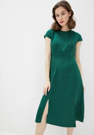 Платье Ted Baker London. Цвет: желтый