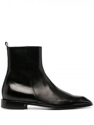 Ботинки челси Roberto Cavalli. Цвет: черный