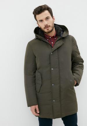 Куртка утепленная Joop!. Цвет: хаки