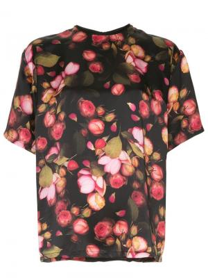 Shirley silk floral top Mother Of Pearl. Цвет: разноцветный