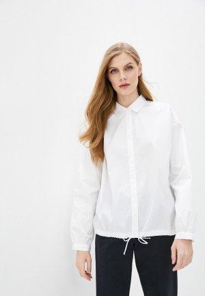 Рубашка Woolrich. Цвет: белый