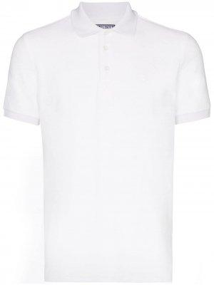 Рубашка-поло Pacific Vilebrequin. Цвет: белый