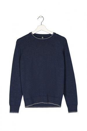 Пуловер MARINA YACHTING. Цвет: синий