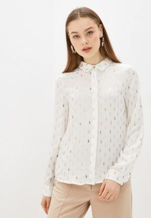 Блуза Sweewe. Цвет: белый