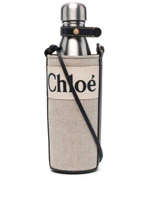 Сумка для бутылки Fredy Chloé. Цвет: нейтральные цвета