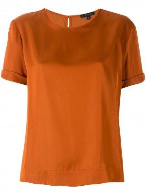Блузка Valdivia Alcaçuz. Цвет: оранжевый