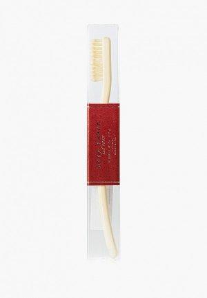 Зубная щетка Acca Kappa. Цвет: белый