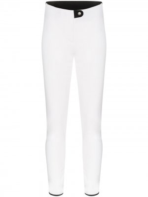 Лыжные брюки Softshell Colmar. Цвет: белый