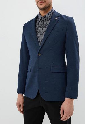 Пиджак Ted Baker London. Цвет: синий