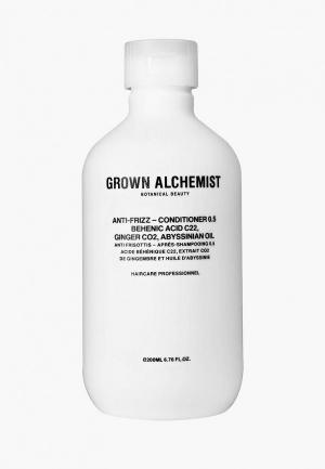 Кондиционер для волос Grown Alchemist. Цвет: белый