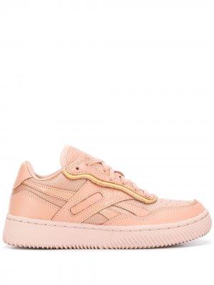 Кроссовки с перфорацией Reebok x Victoria Beckham. Цвет: нейтральные цвета