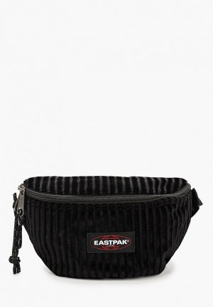 Сумка поясная Eastpak. Цвет: черный