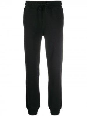 Спортивные брюки свободного кроя Lala Berlin. Цвет: черный