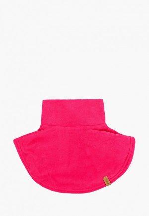 Воротник Reima. Цвет: розовый
