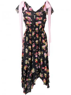 Dehebra dress Preen Line. Цвет: черный