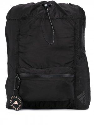 Спортивный рюкзак adidas by Stella McCartney. Цвет: черный
