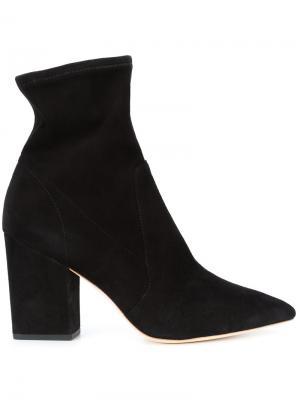 Ботинки Isla Loeffler Randall. Цвет: черный
