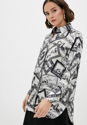 Блуза Joseph. Цвет: разноцветный