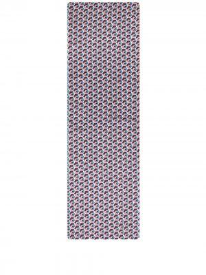 Настольная дорожка с принтом Cubi Giallo La Doublej. Цвет: розовый