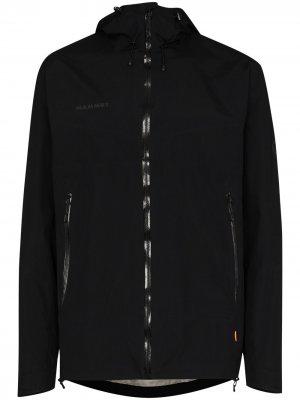 Легкая куртка Convey Tour Mammut. Цвет: черный