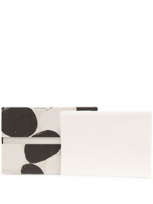 Салфетки с принтом 10 CORSO COMO. Цвет: нейтральные цвета