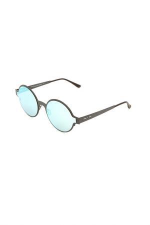 Очки солнцезащитные ITALIA INDEPENDENT. Цвет: 009 glt черный с блестками