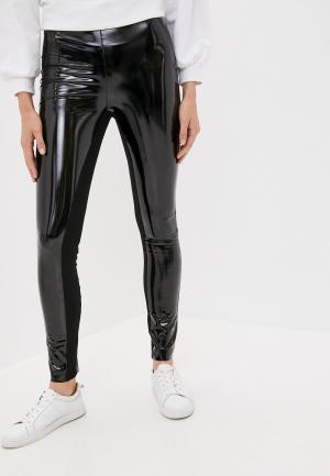 Леггинсы Karl Lagerfeld. Цвет: черный