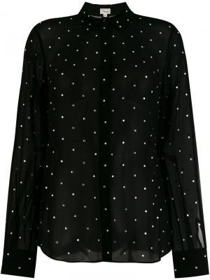 Twinkle shirt Temperley London. Цвет: черный