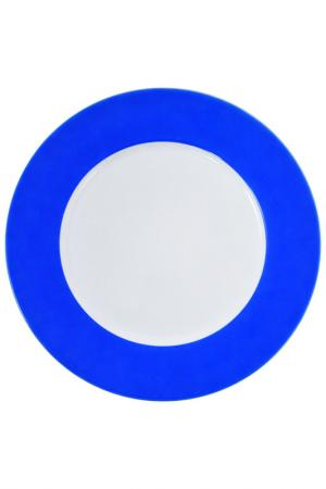 Тарелка подставочная KAHLA. Цвет: синий
