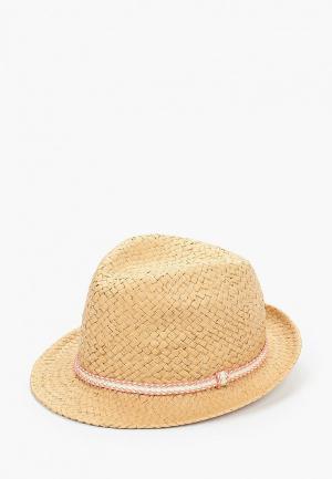 Шляпа Dorothy Perkins. Цвет: бежевый